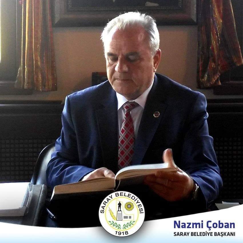 Başkan Nazmi ÇOBAN dan Kurtuluş mesajı.