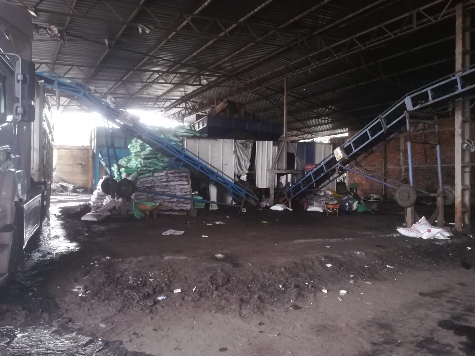 Saray Kömür Ocağında Feci İş Kazası!