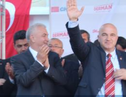 """CHP, SARAY'DA """"TULUM"""" İSTİYOR!"""