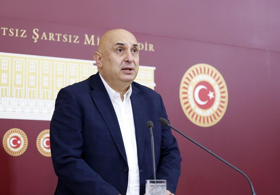 CHP GRUP BAŞKANVEKİLİ ÖZKOÇ'UN BASIN TOPLANTISI