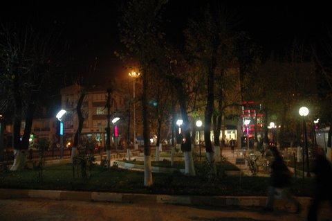 Saray Belediyesi Bülent Ecevit Park İhalesi!