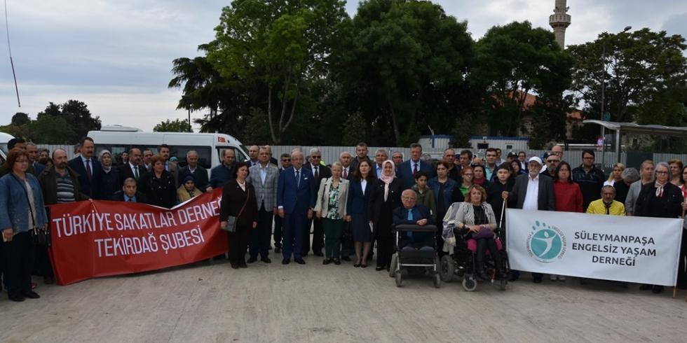 Başkan Albayrak Engelliler Haftası Etkinliğine Katıldı