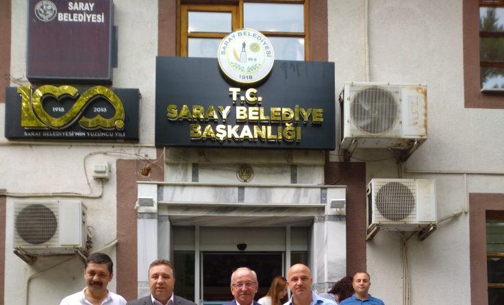 Kadir ALBAYRAK'tan Sürpriz Ziyaret
