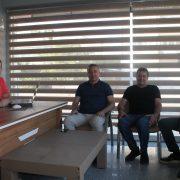 Ak Parti İlçe Başkanı Samet DERVİŞ'ten Kanalımıza ziyaret!