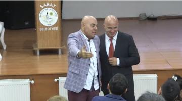 Özgen ERKİŞ'ten Nazmi ÇOBAN'a Alaycı İfade!