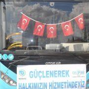 Kurban Bayramında Toplu Taşıma Ve Mezarlık Servis Hizmetleri Ücretsiz Olacak