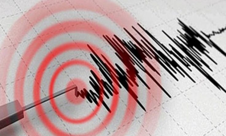 Son Dakika Saray Deprem ile Sallandı