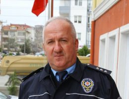 Saray İlçe Emniyet Müdürü Atandı!