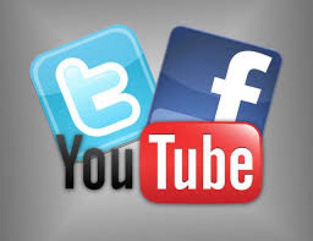 Sosyal medya platformu Facebook, Twitter ve Youtube geçiçi olarak yavaşlatıldı