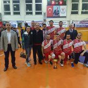 Beyza ADALI Voleybol Turnuvası Sona Erdi.