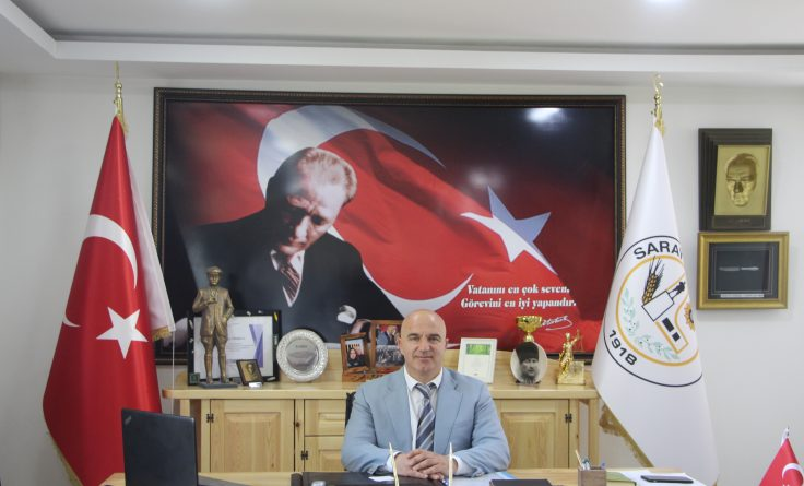 Saray Belediye Başkanı Özgen Erkiş 24 Kasım Mesajı