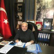 Başkan ÖZEN'den Üyelere Mesaj!