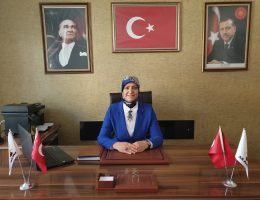 Saray AK Parti Kadın Kollarında Bahtıgül ÇÜREN dönemi!