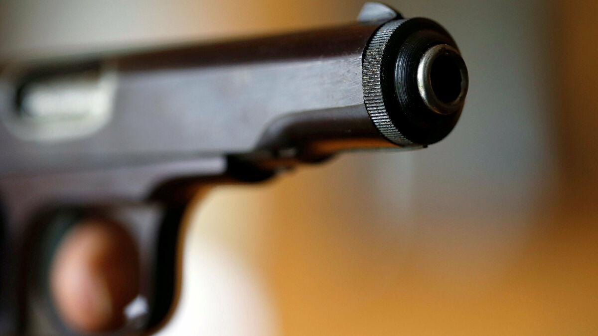 Çerkezköy Caddesinde Silah Sesleri!