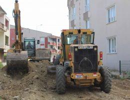 Saray Belediyesi Sokak Sokak İlerliyor!