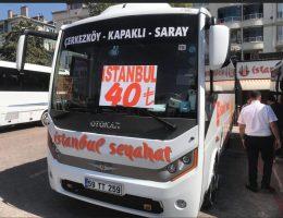 "İstanbul Seyahat'tan ""Pandemi İndirimi"""