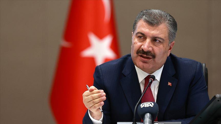Bakan Koca: 4 ülkeden Türkiye'ye uçuşlar geçici olarak durduruldu