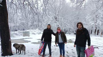 Saray CHP Gençlik Kolları Sokak Canlarını Unutmadı!