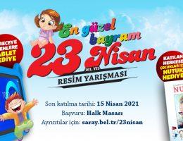 Hayalimdeki 23 Nisan!