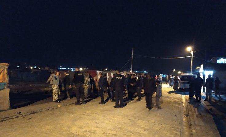 Saray'da iki aile arasında silahlı kavga! 6 Yaralı