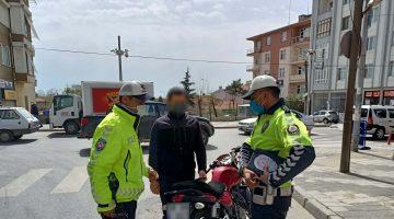 Motorsiklet Denetimleri Sıkılaştırıldı
