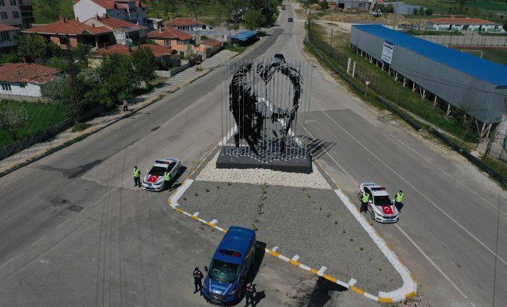 Jandarma Trafik Haftası Özel Videosu ile Farkındalık Yarattı