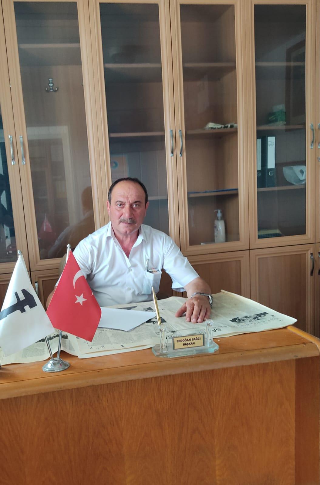Erdoğan Bağcı Güven Tazeledi