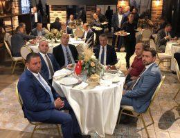 Başkan Erkiş Bulgaristan'da Ekonomi Forumu'na katıldı