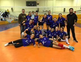 Marmara Spor Saray Tarihinde Bir İlke İmza Attı